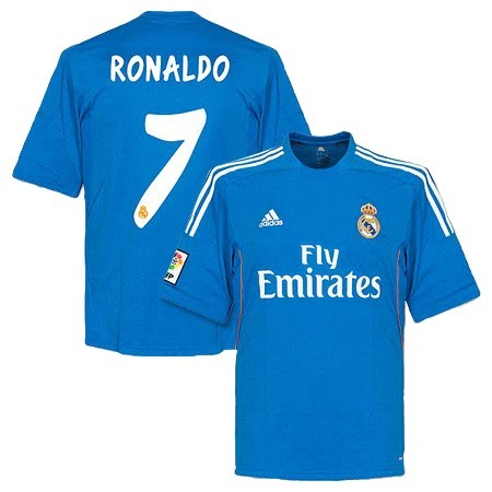 2013-14 Real Madrid Home - Sportech 87d77c3a6